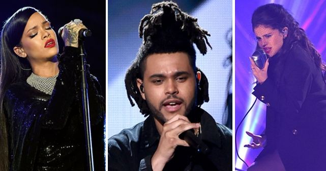 The Weeknd выступят на показе Victoria's Secret 2015