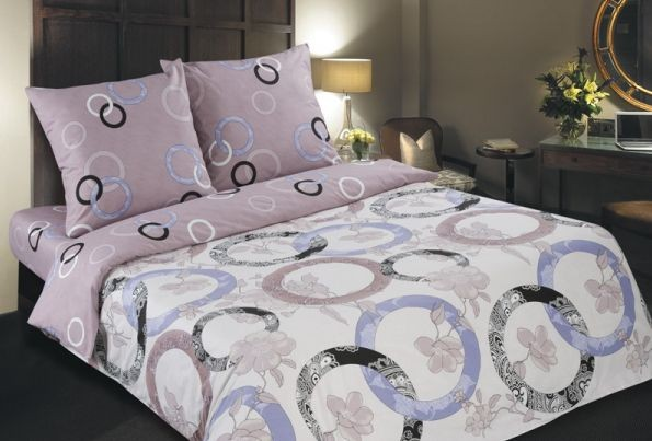 Нежнее нежного: постельное белье из поплина