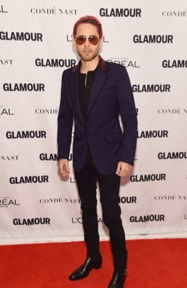 Звёзды на церемонии Женщина года Glamour 2015
