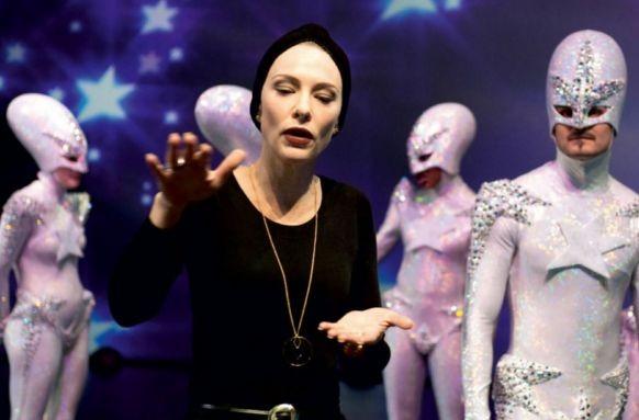 Кейт Бланшетт примерила образы бомжа и учительницы балета