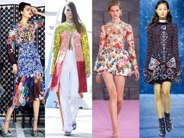 Модные тренды весны-лета 2016