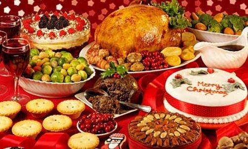 Пора скорректировать праздничное меню!