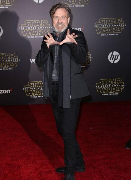 Премьера Звёздных войн в Лос-Анджелесе