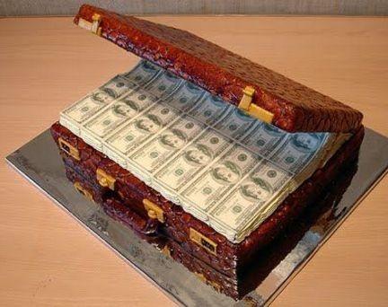 Выбираем торт на день рождения мужчине