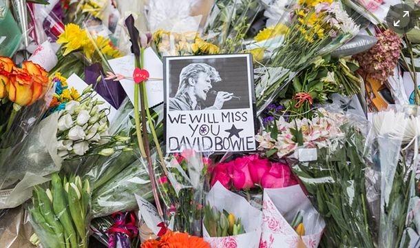 СМИ: Дэвид Боуи тайно кремирован в Нью-Йорке