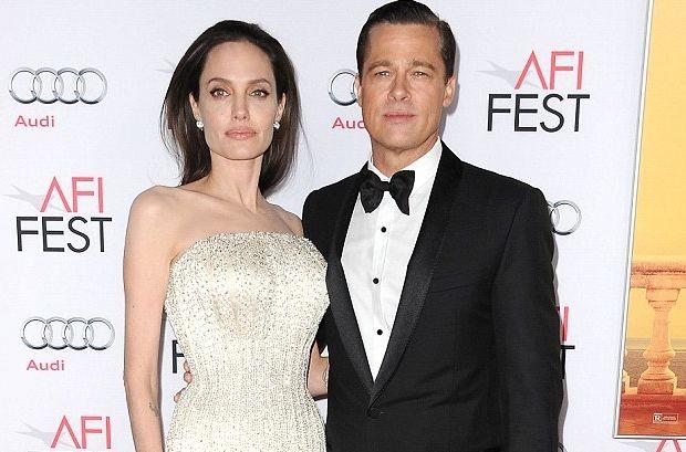 Анджелина Джоли и Брэд Питт переезжают в Лондон