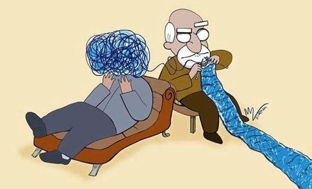 Вязание - отличный способ снять стресс
