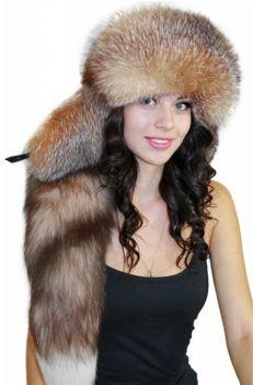 Выбор меховой шапки