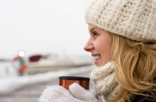 Зимняя диета: как сохранить вес
