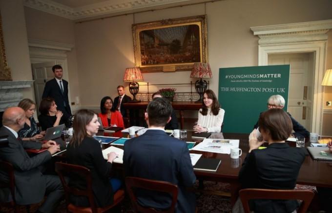 Кейт Миддлтон стала приглашённым редактором Huffington Post