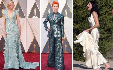Худшие наряды Оскара 2016