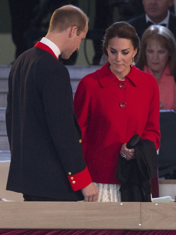 Британская королева отметила девяностолетний юбилей в компании Кейт Миддлтон и принца Уильяма