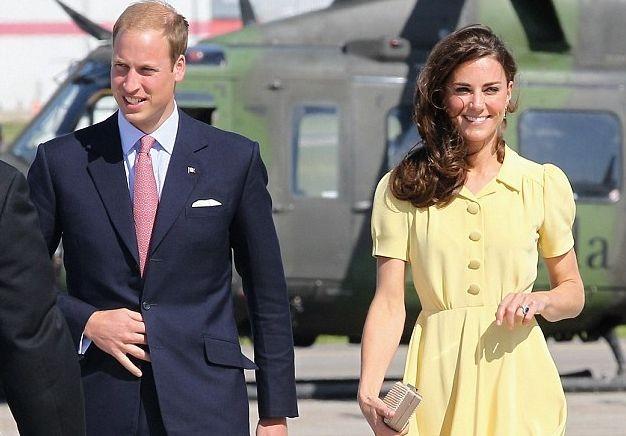 Принц Уильям и Кейт Миддлтон отправятся в Канаду