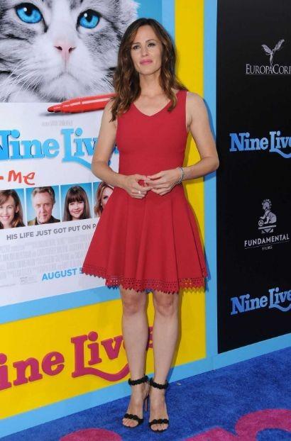 Кейт Уинслет и Дженнифер Гарнер в платье Azzedine Alaia