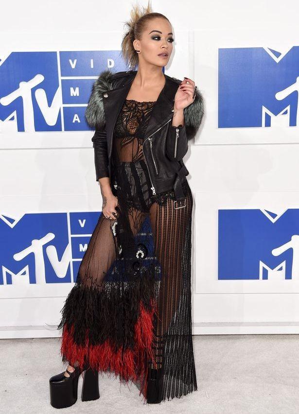 Лучшие и худшие наряды MTV Video Music Awards 2016