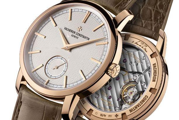 Часы Vacheron Constantin - вечность на вашей руке
