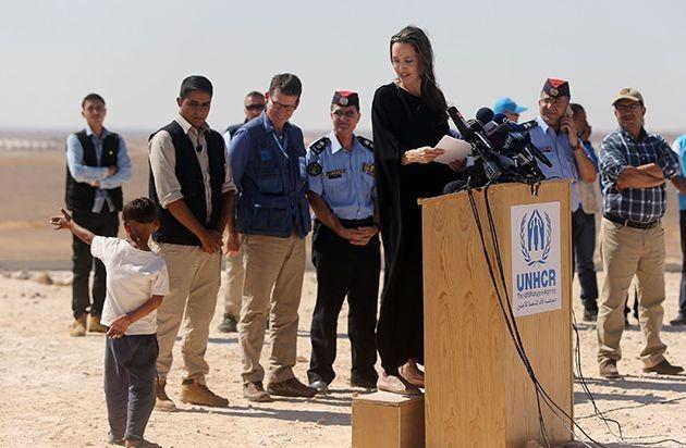 Анджелина Джоли планирует собственные похороны