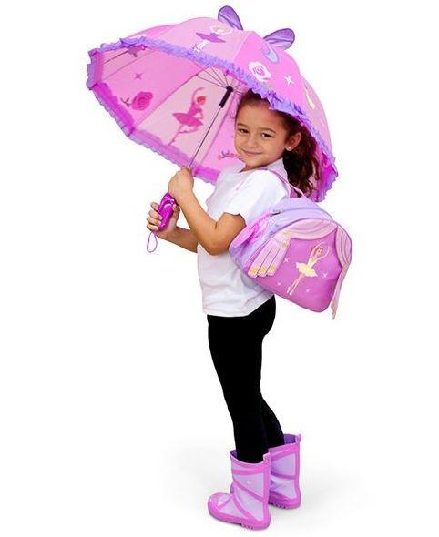 Выбираем зонтик вашему ребенку