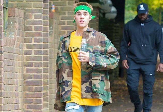 Джастин Бибер переезжает в Лондон