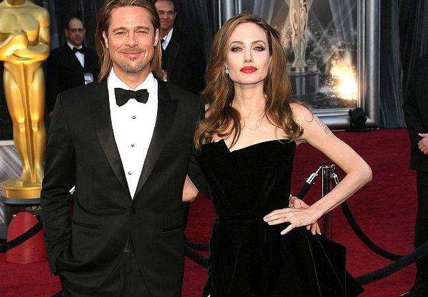Вступили в силу временные условия развода Анджелиной Джоли с Брэдом Питтом