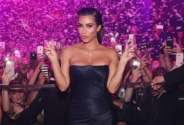 Ким Кардашян отменила празднование своего дня рождения в Вегасе