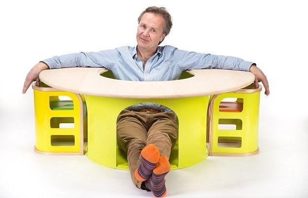 Мебель, достойная будущего короля