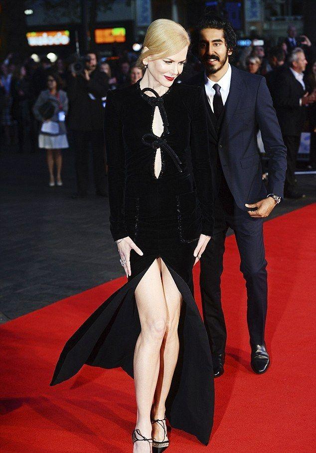 Николь Кидман на премьере в Лондоне