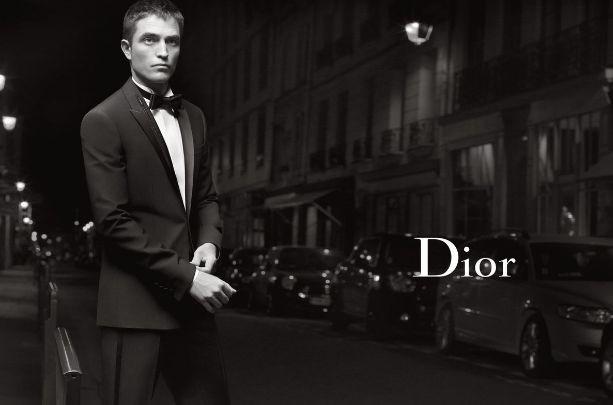 Роберт Паттинсон в новой рекламной кампанииDior Homme весна 2017