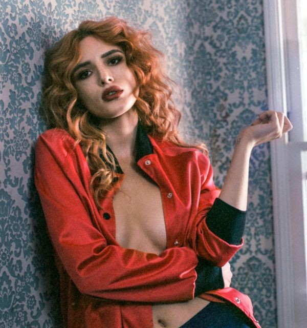 Звезда канала Дисней Белла Торн снялась дляPlayboy