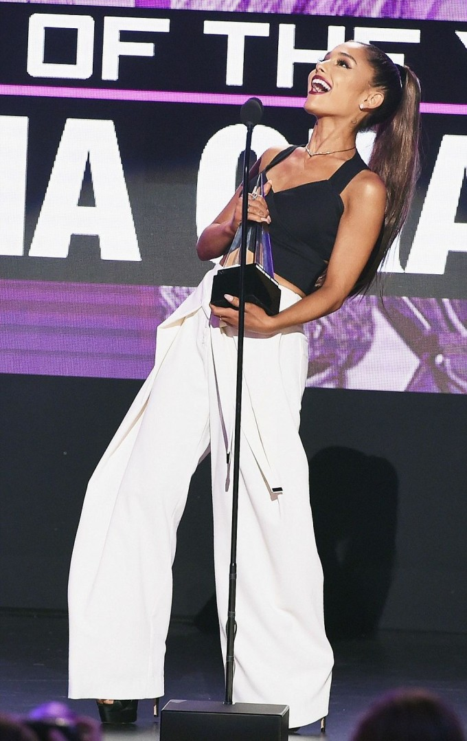 ПобедителиAmerican Music Awards 2016
