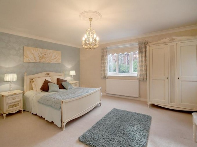 5 успокаивающих цветовых сочетаний для спальни