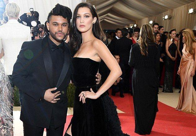 Белла Хадид иThe Weeknd расстались