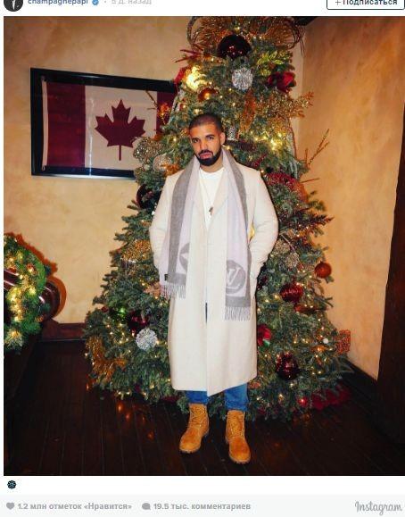 Как знаменитости отпраздновали Рождество