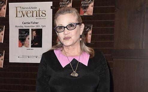 Кэри Фишер умерла в больнице