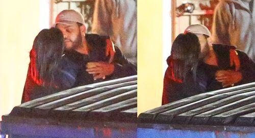 Селена Гомес встречается с The Weeknd