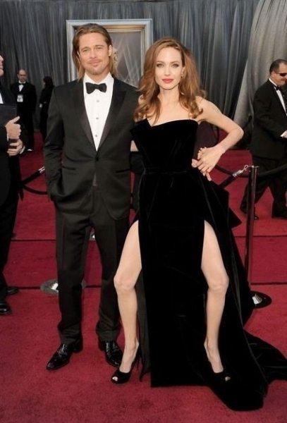 Что получит Брэд Питт, женившись на Анджелине Джоли
