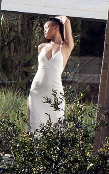 Рианна сфотографировалась для Harper's Bazaar