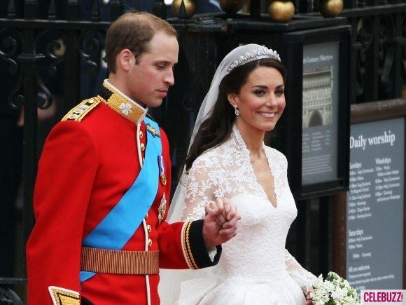Год назад принц Уильям женился на Кейт Миддлтон