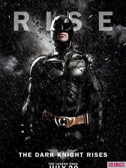 Новые постеры Бэтмена