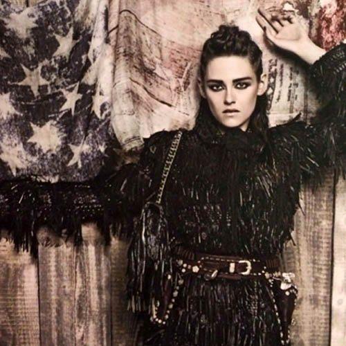 Кристен Стюарт в рекламе коллекции Paris-Dallas от Шанель
