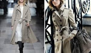 Модные пальто 2011-2012