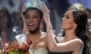 Представительница Анголы стала Мисс Вселенная 2011
