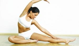 Йога не победит лишний вес