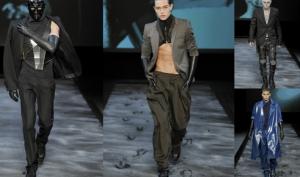 Мужская мода осень-зима 2011-2012