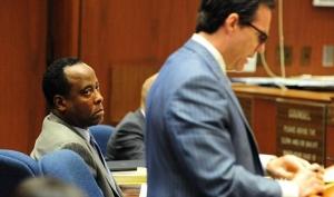Суд увидел фотографии обнажённого Джексона и заслушал версию патологоанатома