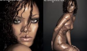 Журнал Esquire назвал Рианну самой сексуальной женщиной в мире