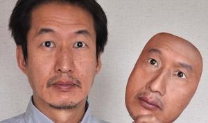 Японцы изобрели маски, в точности повторяющие лица