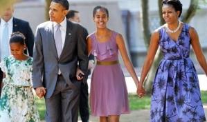 Барак Обама не разрешает дочкам смотреть реалити-шоу Ким Кардашян