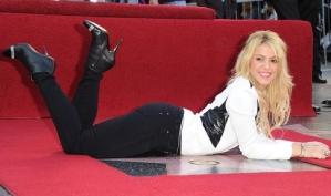 Shakira получила звезду на голливудской Аллее славы