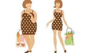 Что лучше: быть худой или полной